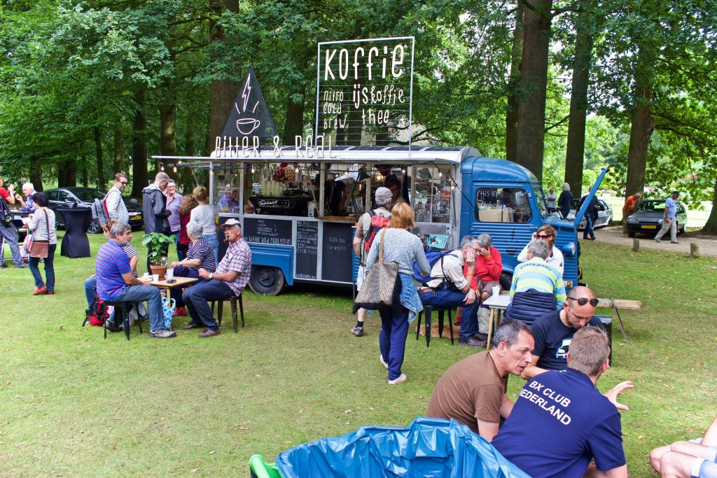 Citroën World Meeting 2016 ontspanning